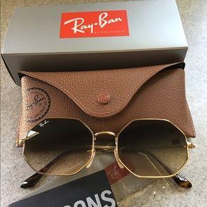 Ray-Ban 1972 Octagonal Sunglasses